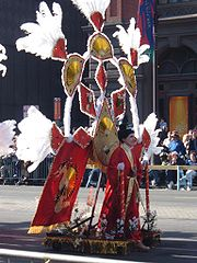 Mummers Fancy 2005