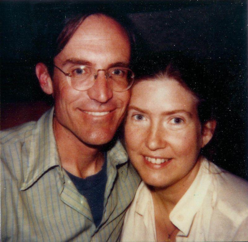 Karen and gary 1984 trim