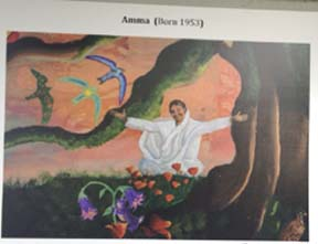 Amma Homeless Mural 2012