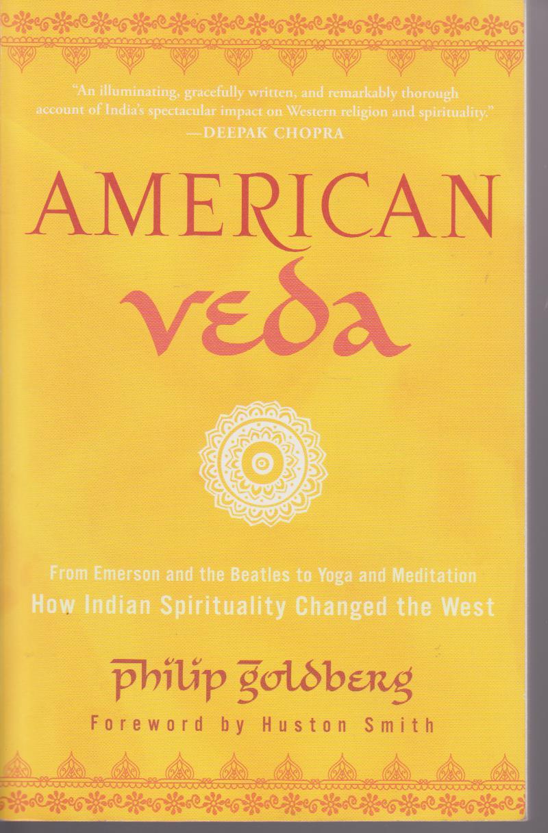 American veda philip goldberg