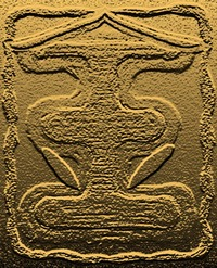 Jin_gold_bas_relief